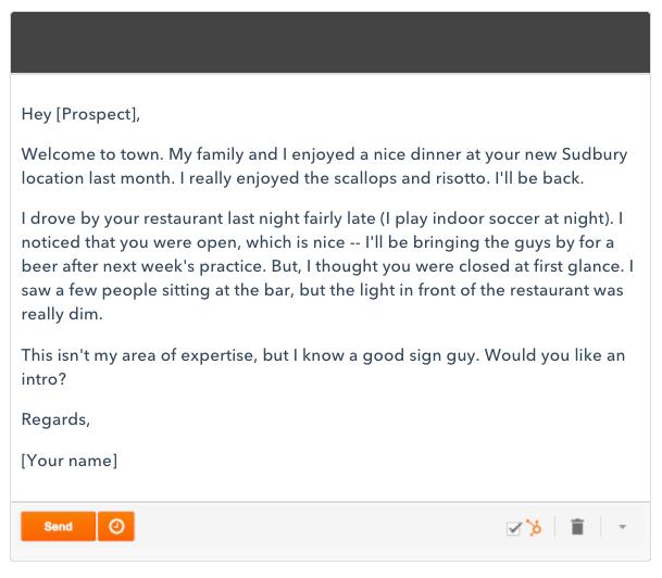 bon premier email de rencontre en ligne